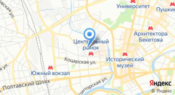 Форекс на карте