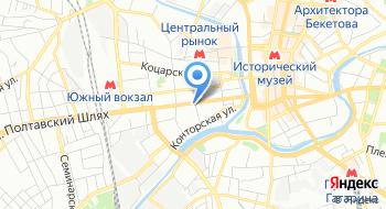 Техническая компания Укрэкспресс Сервис на карте