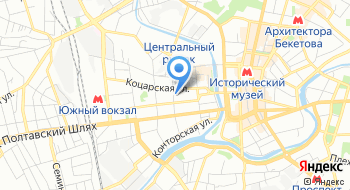 Quick Service на карте