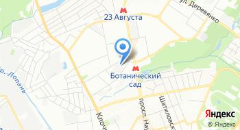 Бизнес-центр Солярис на карте