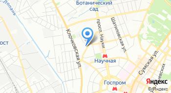 Украинская компания Крок на карте