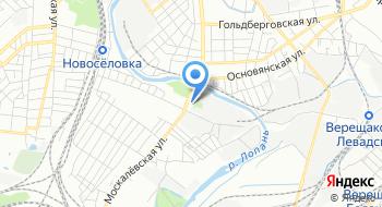 Завод имени Т.Г. Шевченко на карте