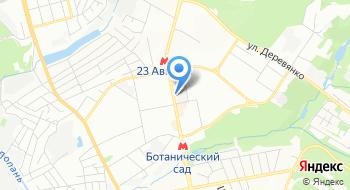 Институт сцинтилляционных материалов НАН Украины на карте