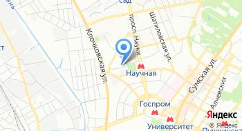 Агентство недвижимости Партнер на карте
