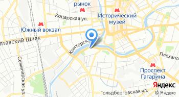 Домдара на карте