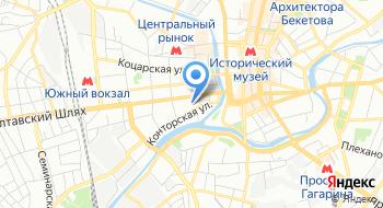 Харьковпромэнерго на карте