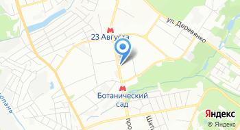 Магазин бижутерии Чарівна Мить на карте