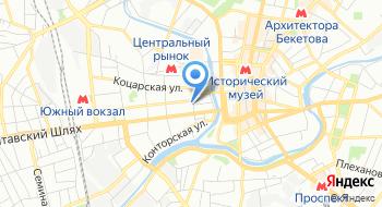 Fabrika space на карте
