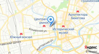 Магазин Джинсовый Мир на карте