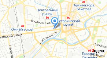 Ф1-Реклама на карте