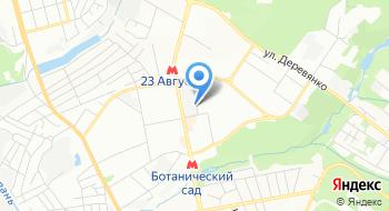 Харьковский Водоканалпроект на карте