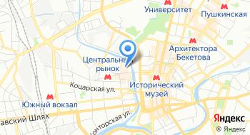 Интернет-магазин аКтив на карте