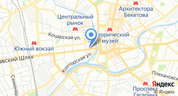 Friendz agency на карте
