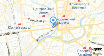 Каскад-Сервис на карте