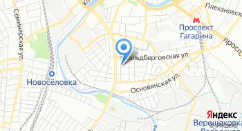 Unesasoft на карте