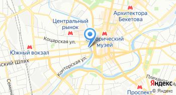 ПТЦ Прибор ХФ ГП Харьковстандартметрология на карте