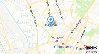 Частный нотариус на карте
