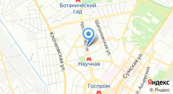 Налоговая инспекция Дзержинского района на карте