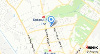 Детективное агентство Частный детектив Харьков на карте