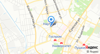 Частный нотариус Маликова Е.К. на карте