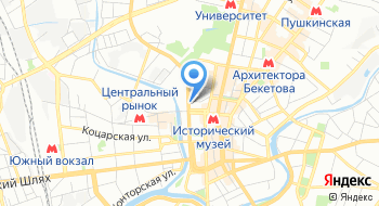 Интернет-магазин Рrofibooks на карте
