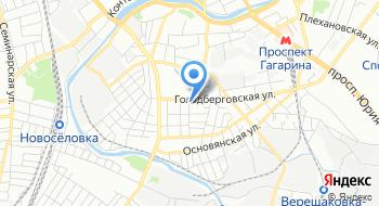 Цептер-Биоптрон на карте
