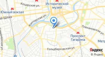 Харьковский Государственный Цирк им. Ф. Д. Яшинова на карте