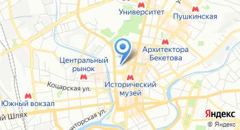 Музей космонавтики и уфологии на карте