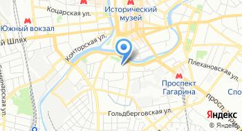 ГП Харьковский государственный цирк имени Ф.Д. Яшинова на карте