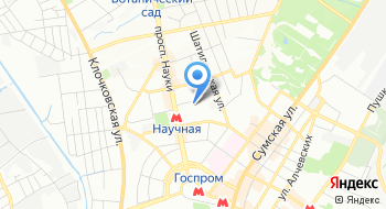 Услуги интернет-маркетинга industria.biz.ua на карте