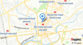 Obuvpack на карте