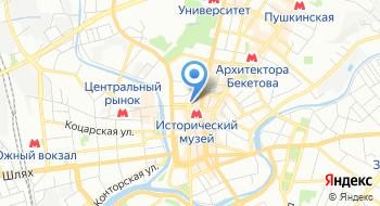 Частный нотариус Зеленецкая О. В. на карте