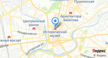 Харьковский исторический музей им. Н.Ф. Сумцова на карте