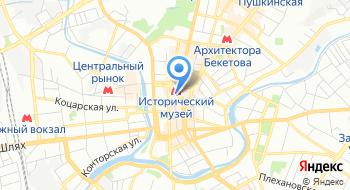 ДЛОЦ Солнечный на карте