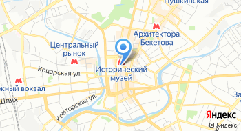 Агродар на карте