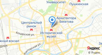 Агентство недвижимости Аст на карте