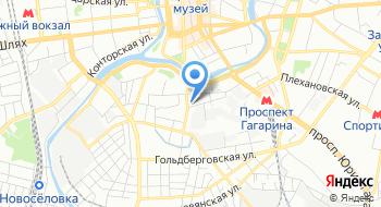 Интернет-магазин Frontman на карте