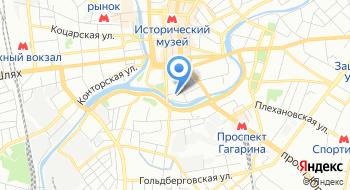 Русская кожа Харьков на карте
