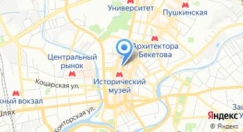 Харьковское областное общество защиты прав потребителей на карте