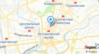 IT рейтинг веб студий Украины (UA) на карте