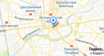 Компания Лечец Украина на карте