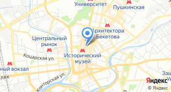 Детективное агентство Один на карте