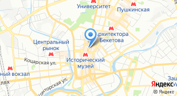Агентство недвижимости Мир квартир на карте