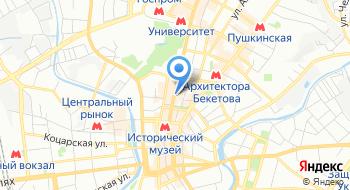 Компания МассХолд на карте
