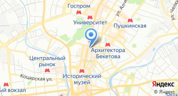 Unisport на карте