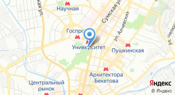 Центр визовой поддержки на карте