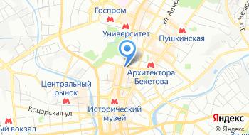 Столичная ювелирная фабрика на карте