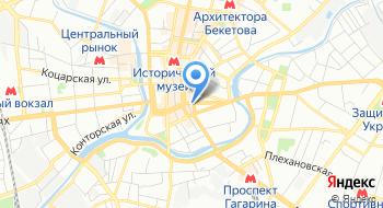 Национальная управляющая компания на карте