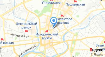 Скалолазный центр Муравей на карте