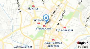 Vselenaya на карте